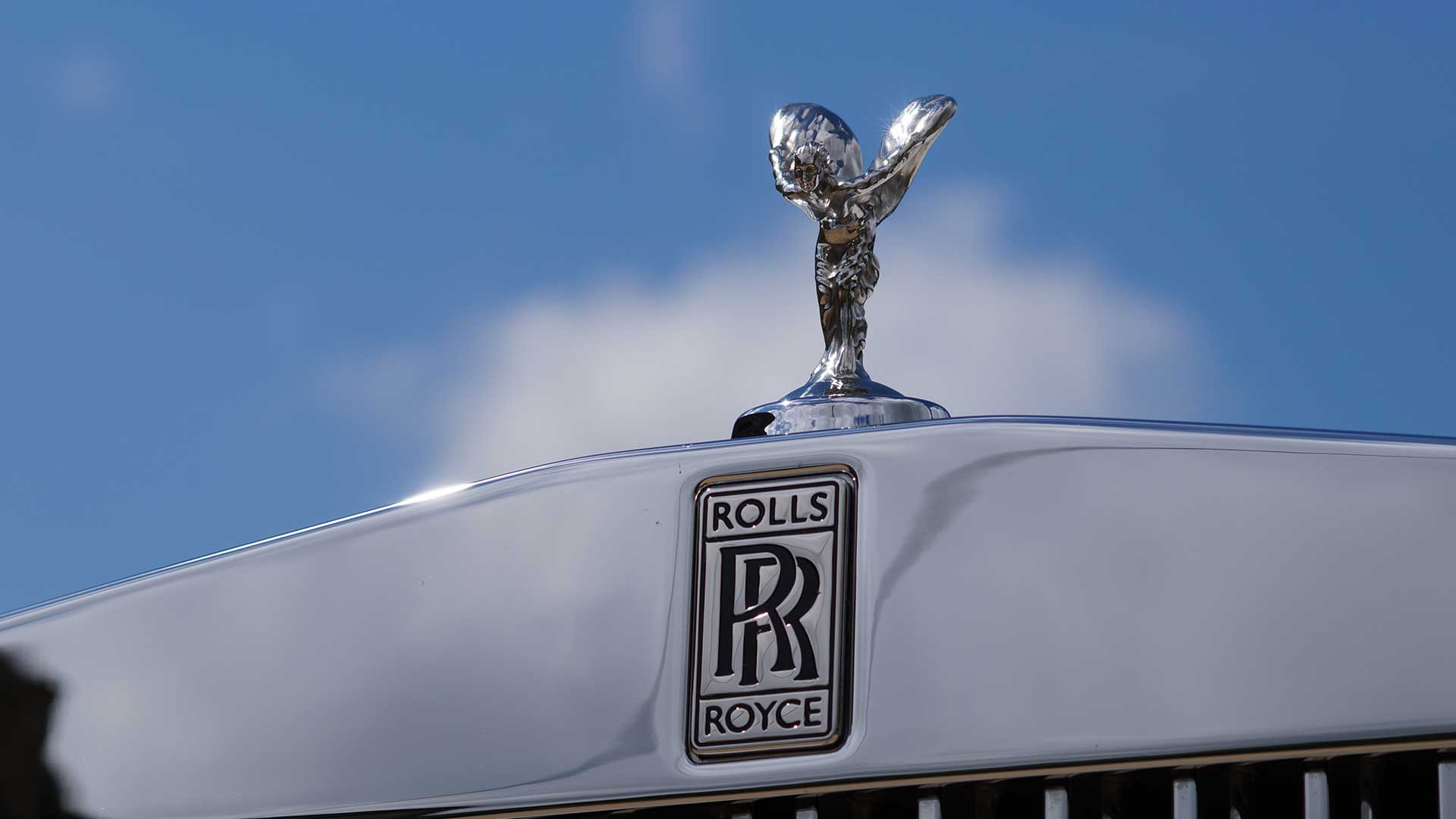 Rolls Royce Spirit of Ecstacy