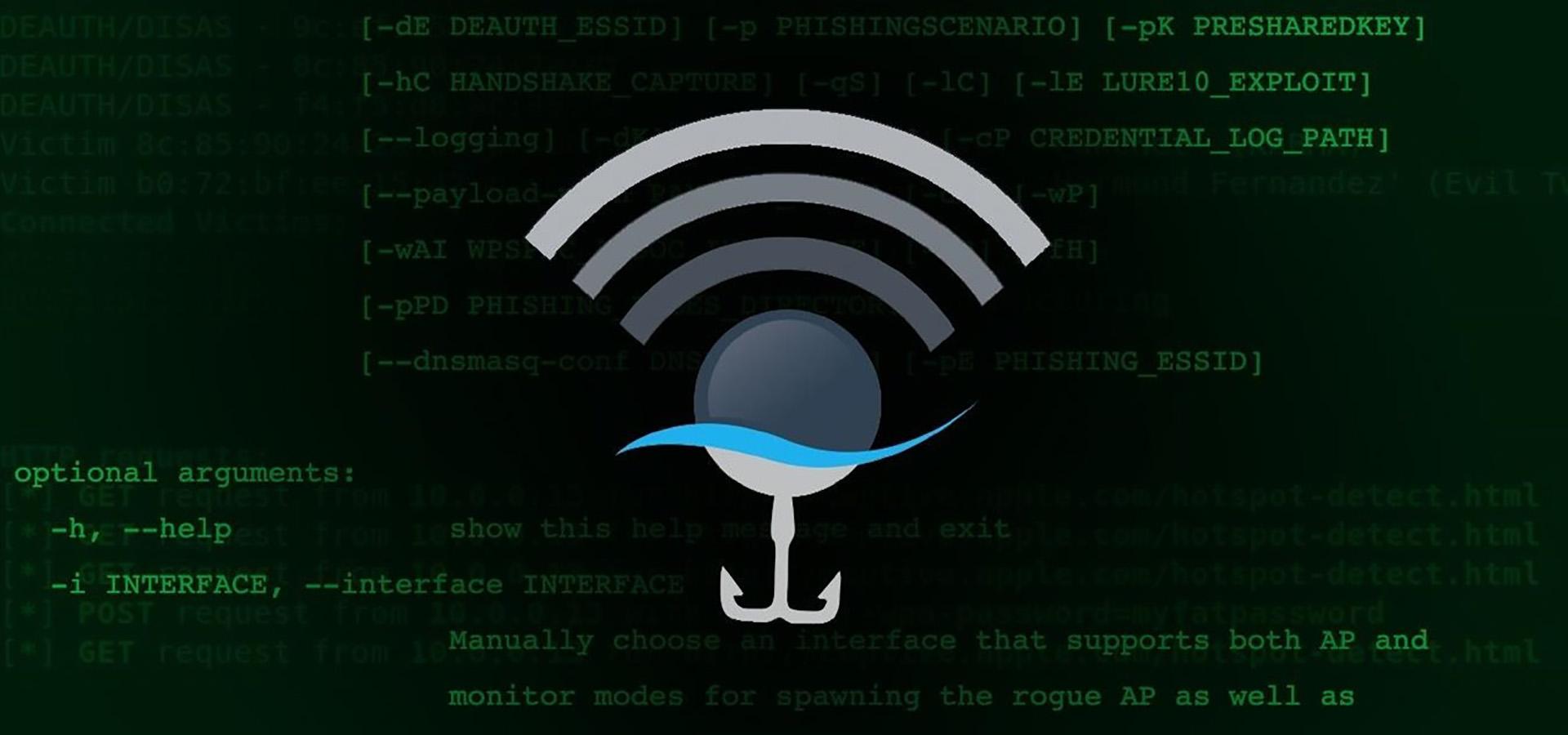 Wifi Phishing