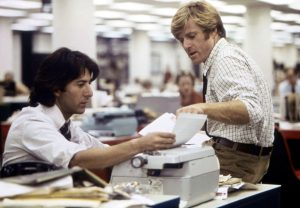 All The President's Men…