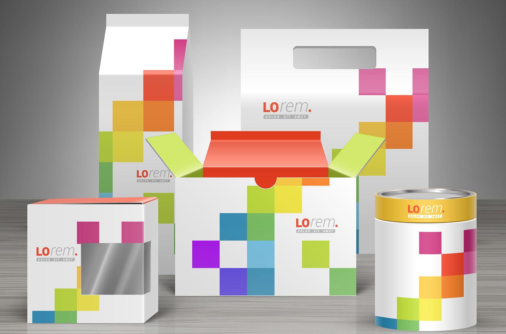 Reder Packaging Design