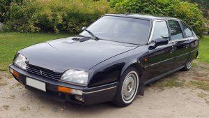 Citroen CX20 1988