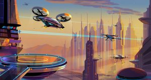airbus future city