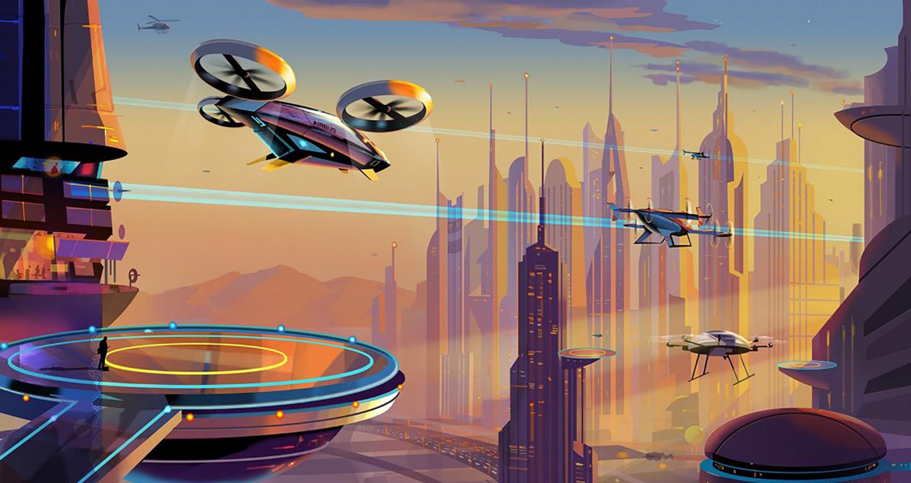 airbus future city