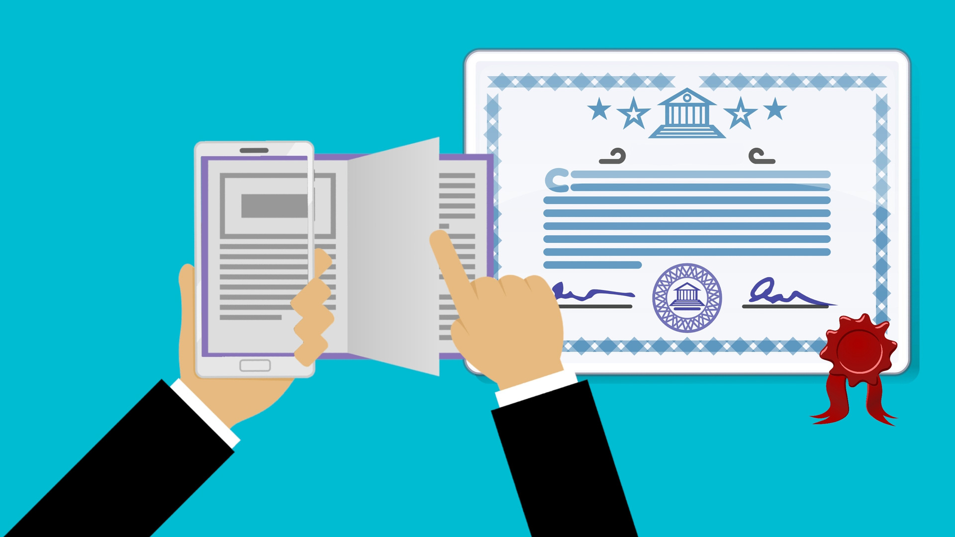 degree certificate online
