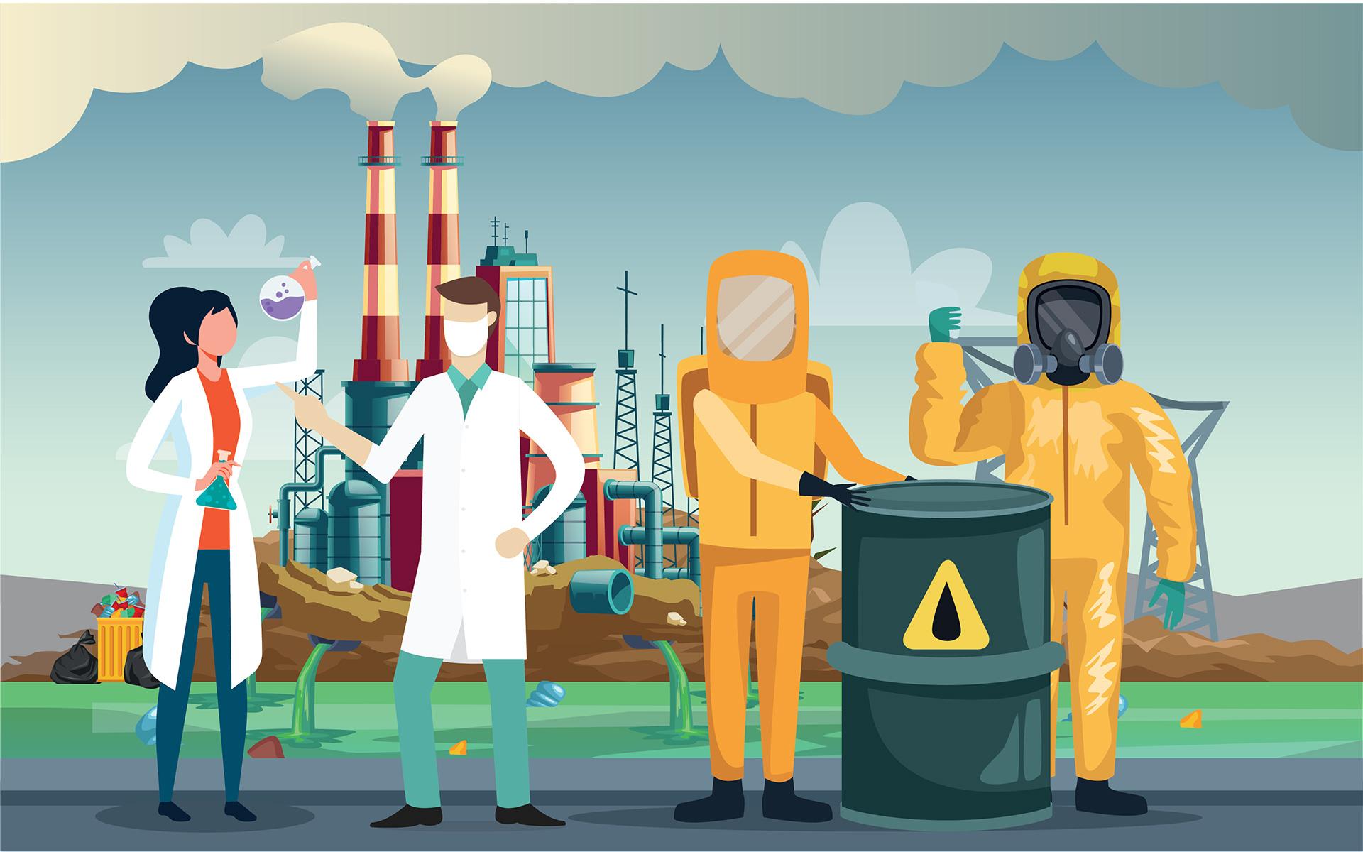 Environmental Chemist