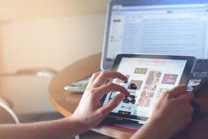 laptop technology ipad tablet