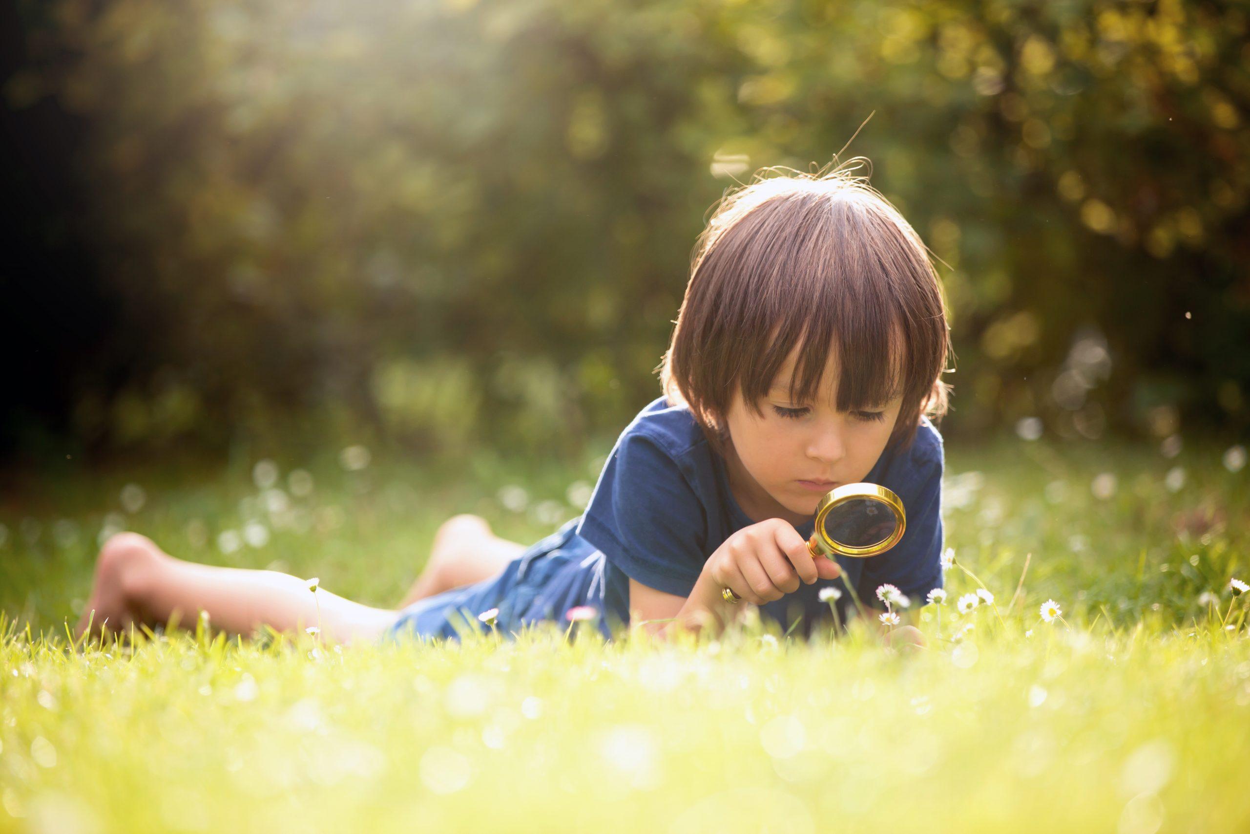 Curious Kid Focus