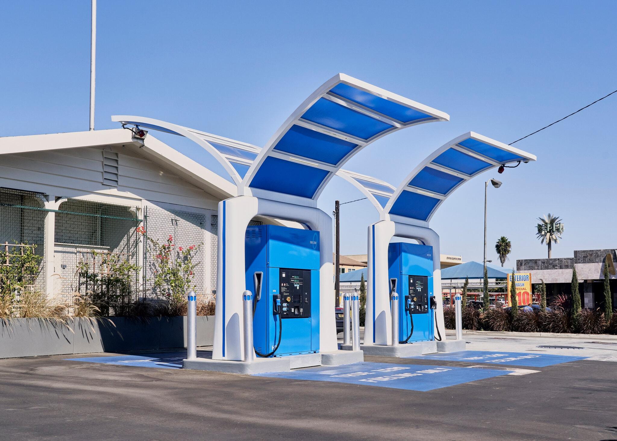 Hydrogen Pumps