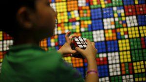 Rubiks Effort Habit