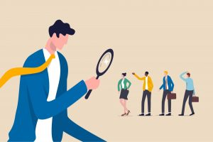 best candidate or job human resources