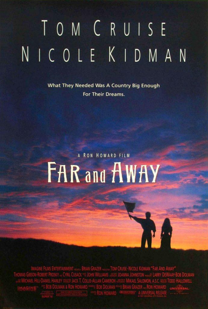 Far and Away 1992
