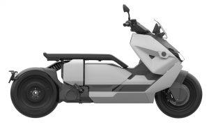 BMW eMotorcycle